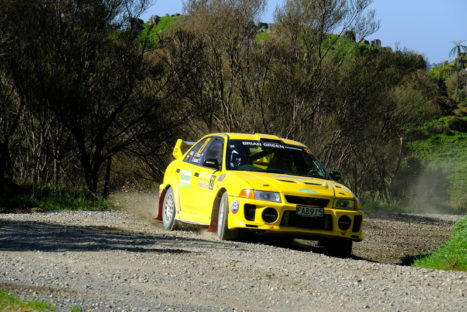 Rnd4 | South Canterbury Rally