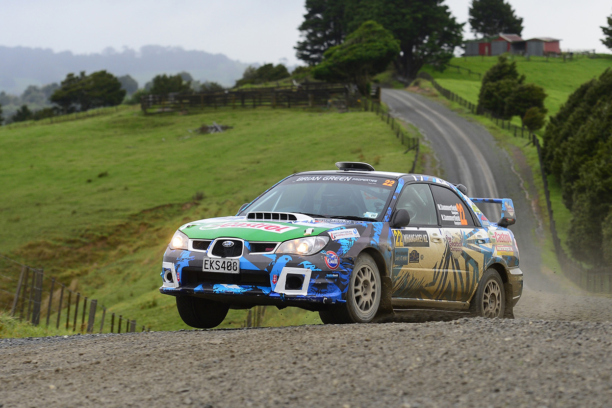 Summerfield victorious in Whangarei