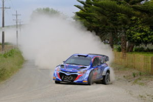 Hyundai New Zealand announced as naming rights sponsor for Coromandel and Raglan Rallies