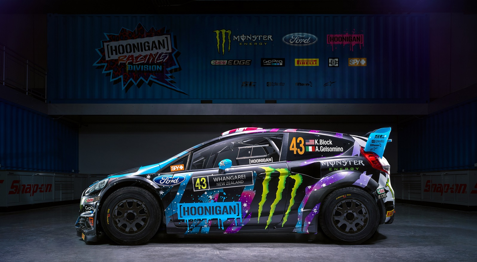 Ken Block adds second NZ event to schedule