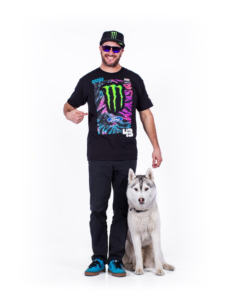 Ken Block Portrait