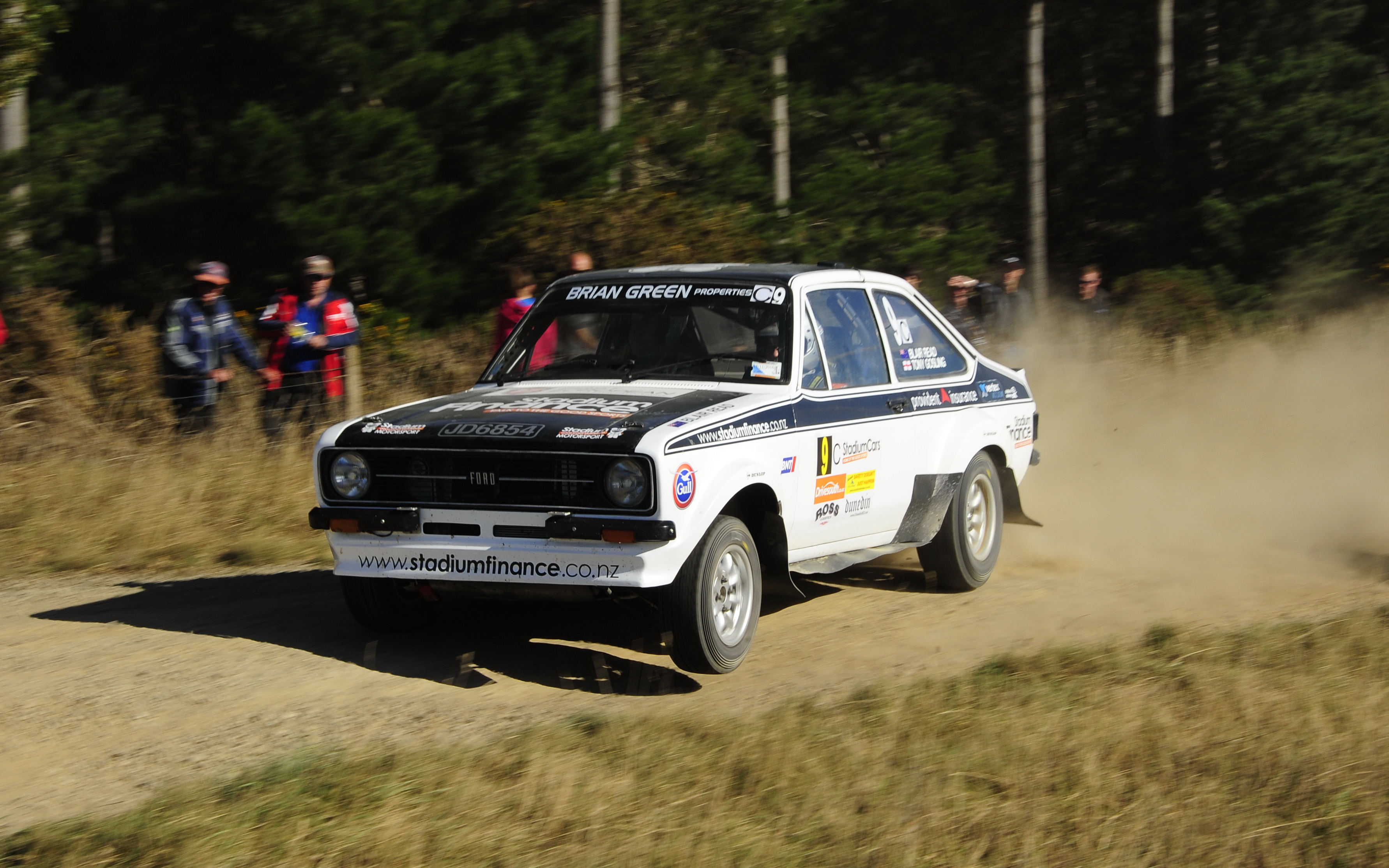 Stokes Brown Toyota >> Meet the Teams | :: Brian Green Property Group New Zealand Rally Championship