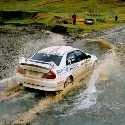 BrianGreen_RallyRotorua2002_Copyright GEOFF RIDDER