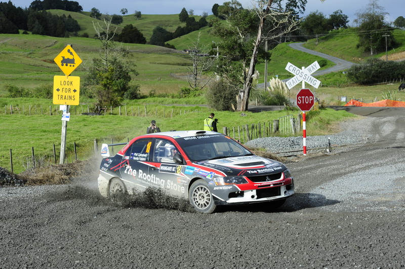 Campbell makes solid start at Whangarei
