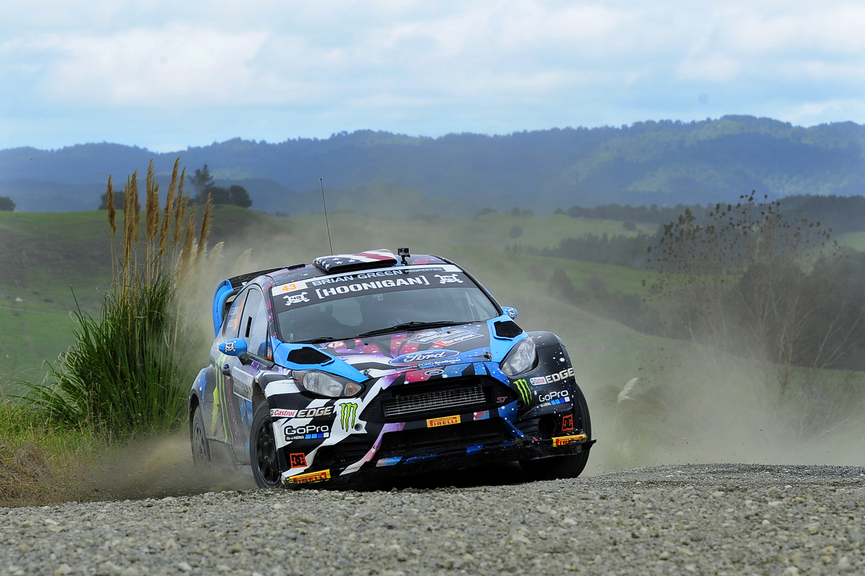 Big names head south for Rally Championship challenge