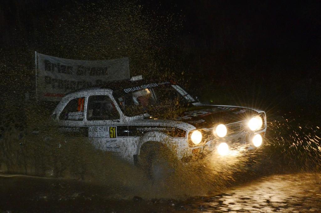 Greg Murphy Canterbury Rally 2015