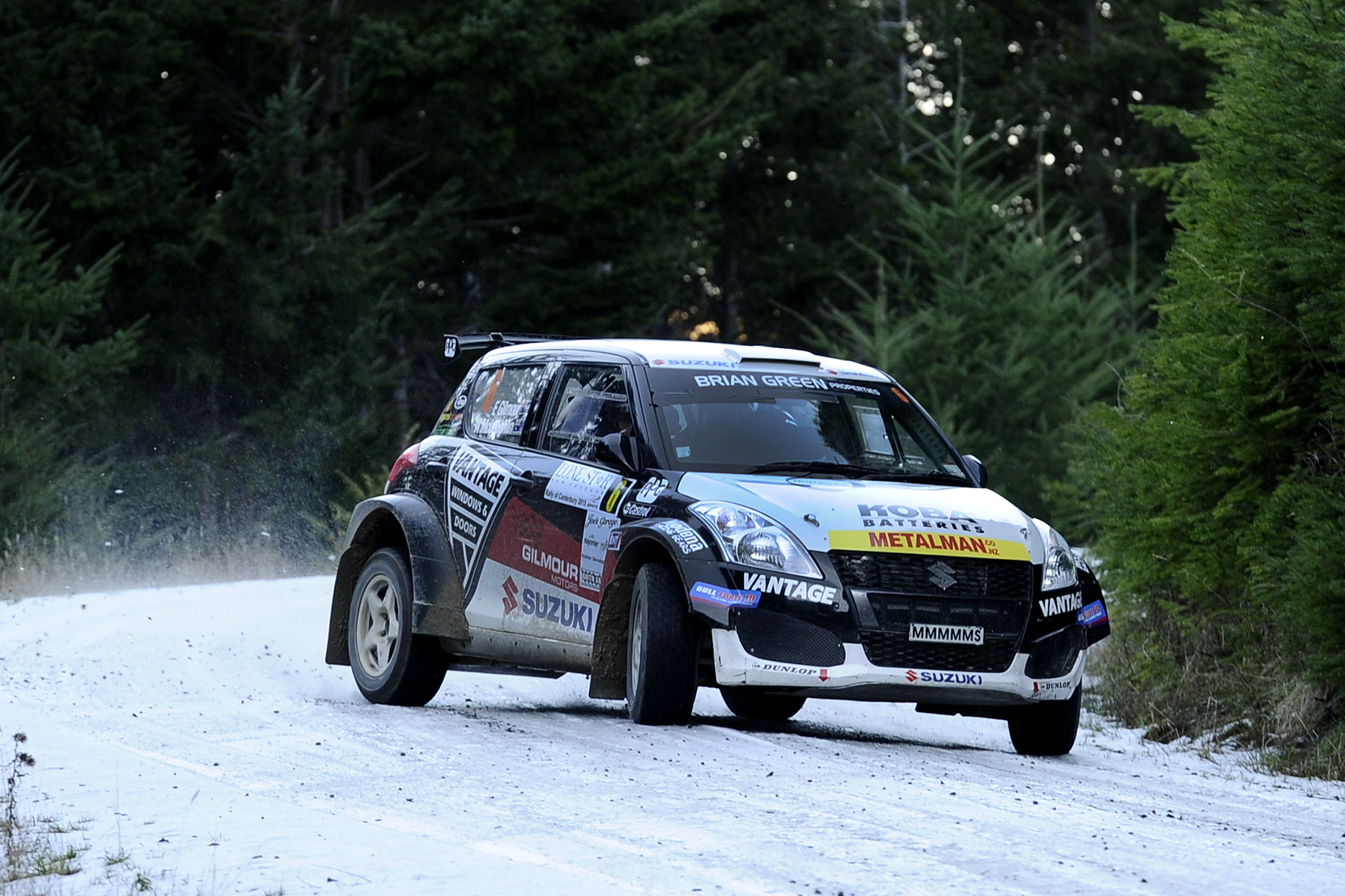 Rally Coromandel a first for Gilmour