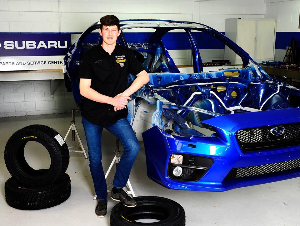 Subaru offers Hunt a WRX STI NR4 for 2016