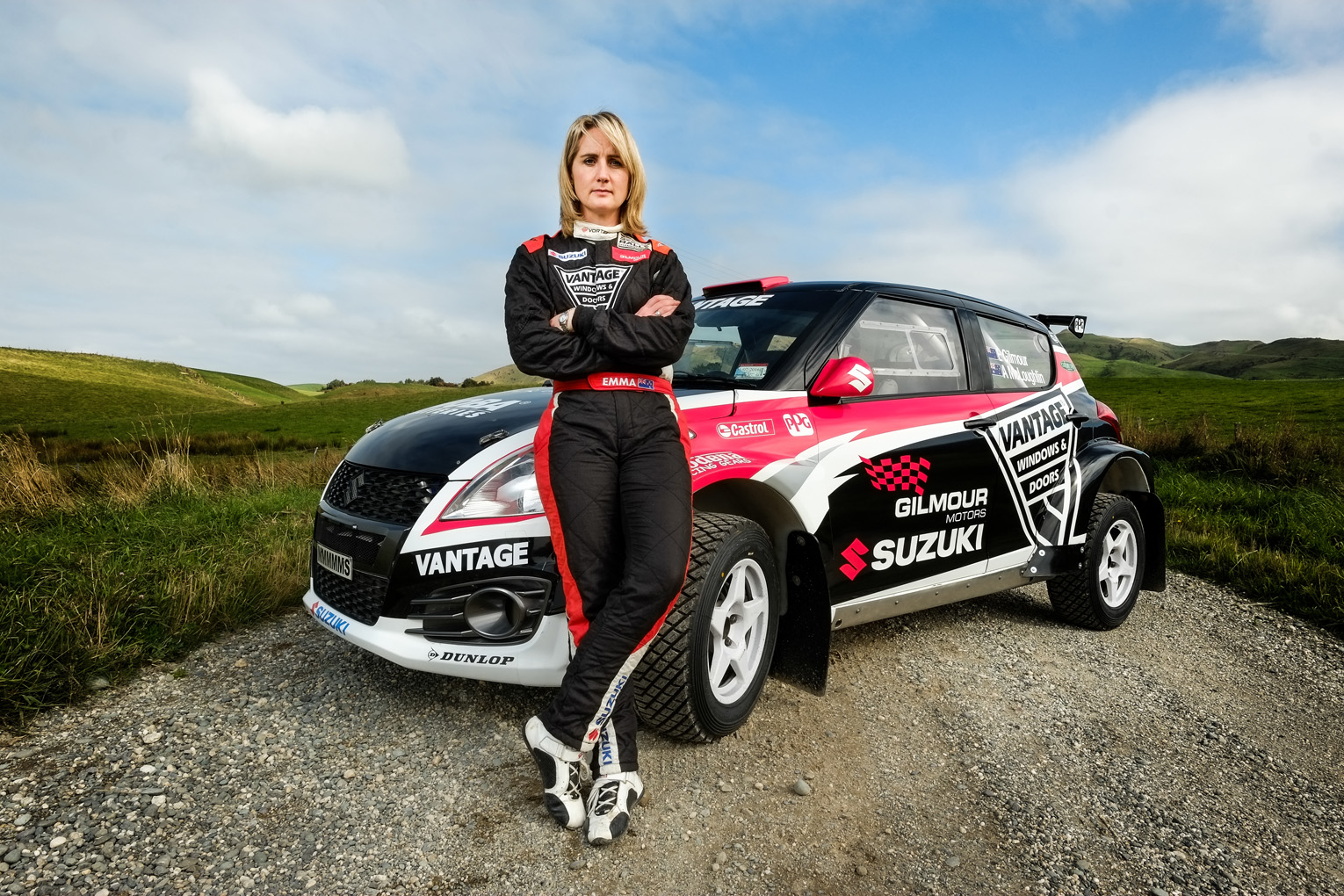 Gilmour looking for positive start to 2016