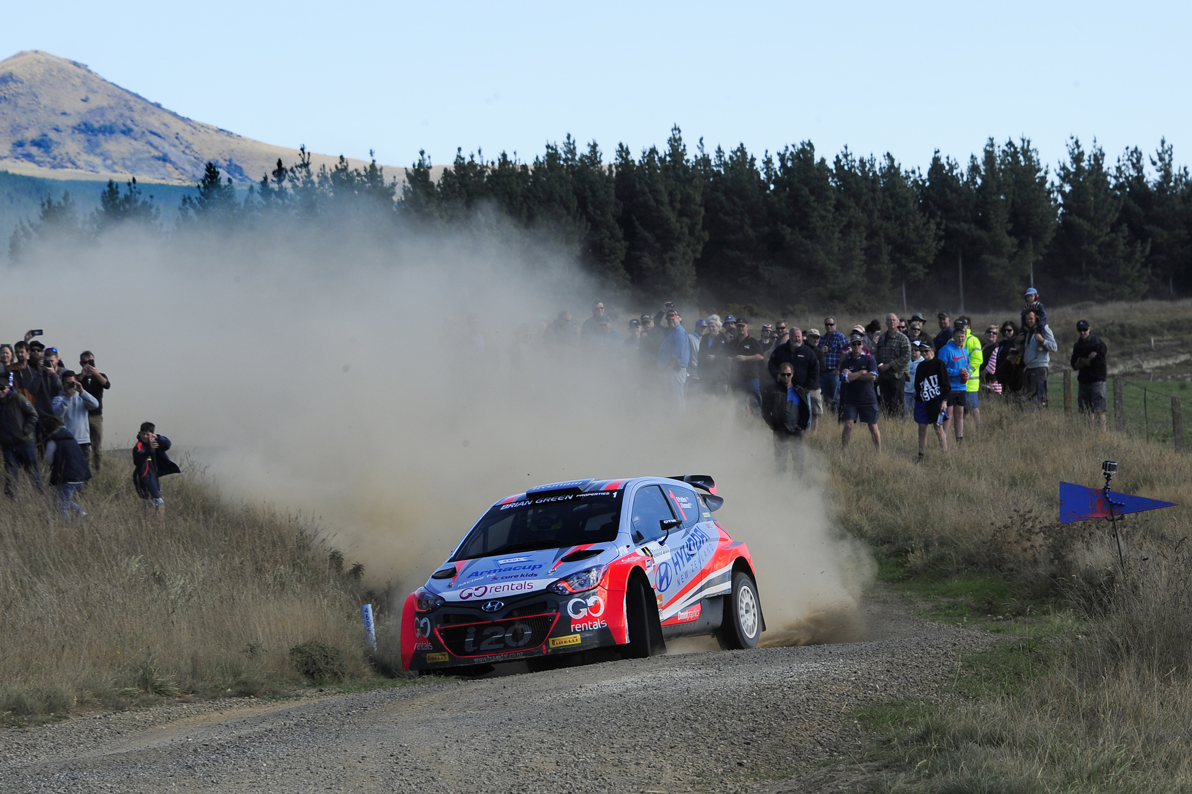 Paddon leads exciting NZRC opener