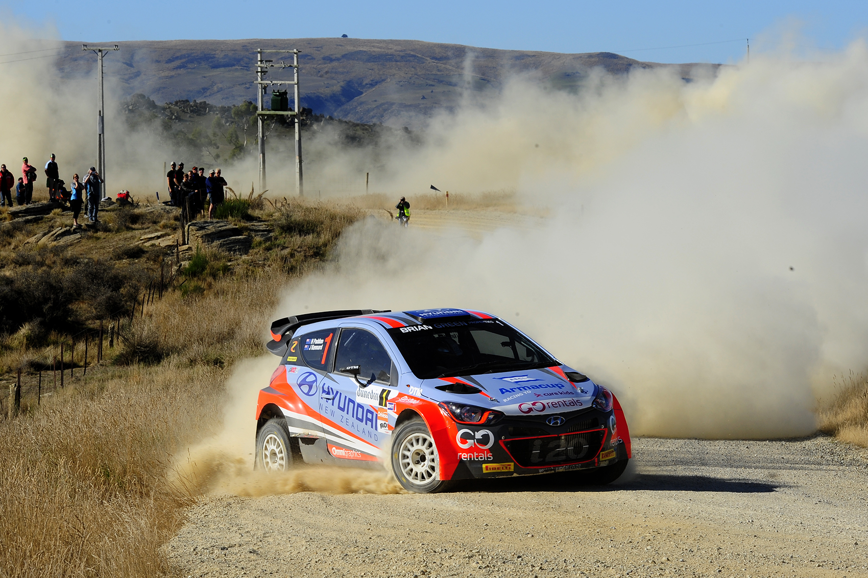 Paddon takes record breaking win at season opener