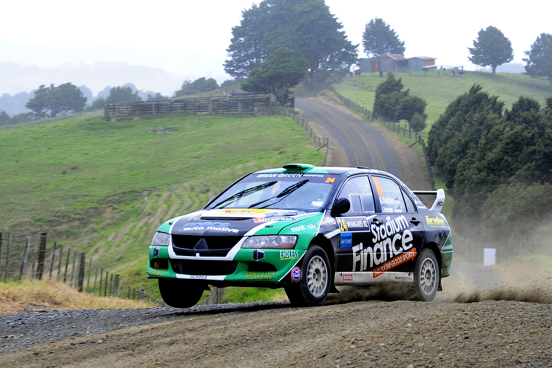 NZRC Title fight heats up at Gisborne