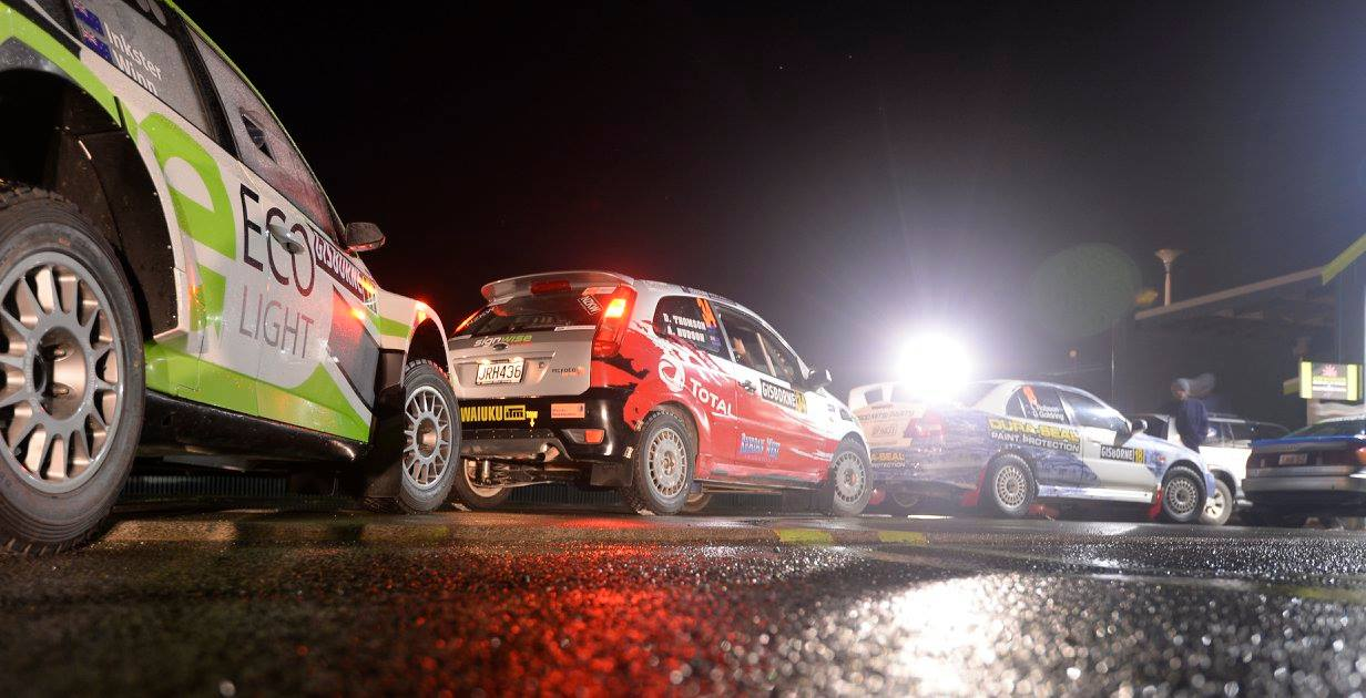Six round battle for 2017 NZ Rally Championship