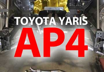 Meet the Toyota Yaris AP4