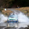 Summerfield wins in treacherous Canterbury Rally