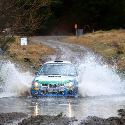 Rangiora brother and sister duo Matt and Nicole Summerfield have taken their second consecutive round win