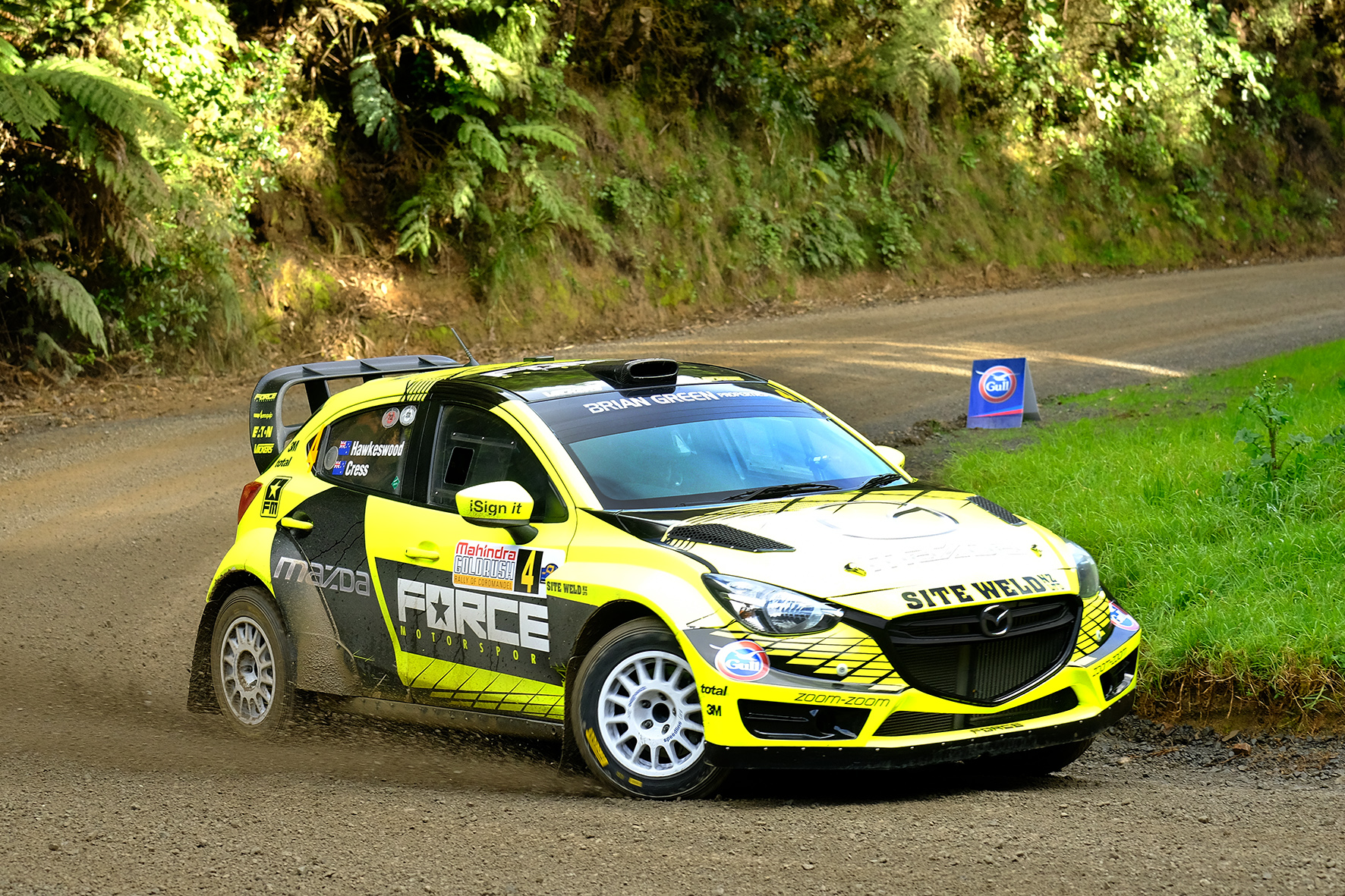 Capacity field to tackle Waitomo Rally