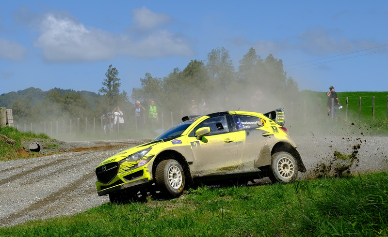 Thrilling NZRC finale expected at Rally New Zealand