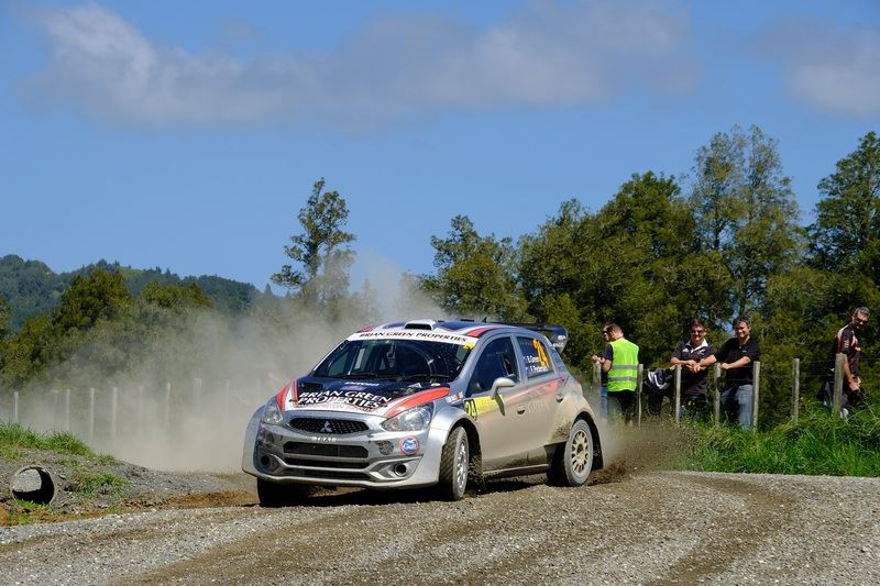 New car boosts Summerfield's attack on championship