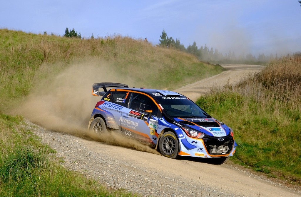 Paddon takes dominant Rally Otago win