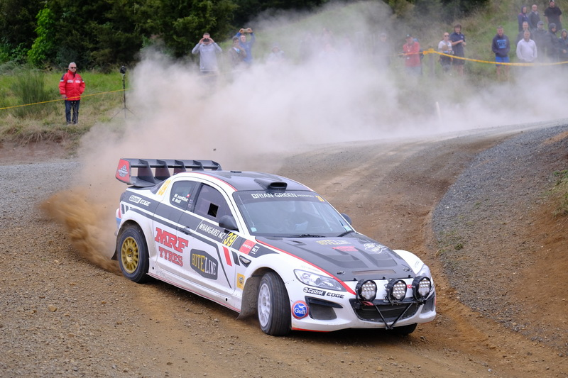 Van Klink still aiming for Rally Australia