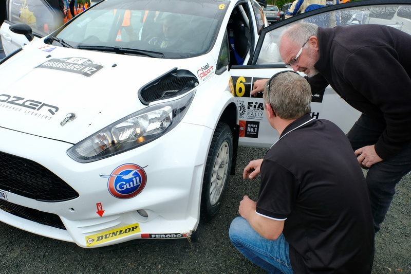 Allport to take the wheel of his R5 Fiesta