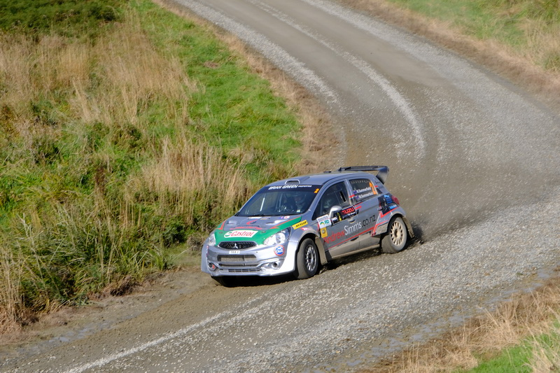 Fierce battle expected at Lone Star Rally Canterbury