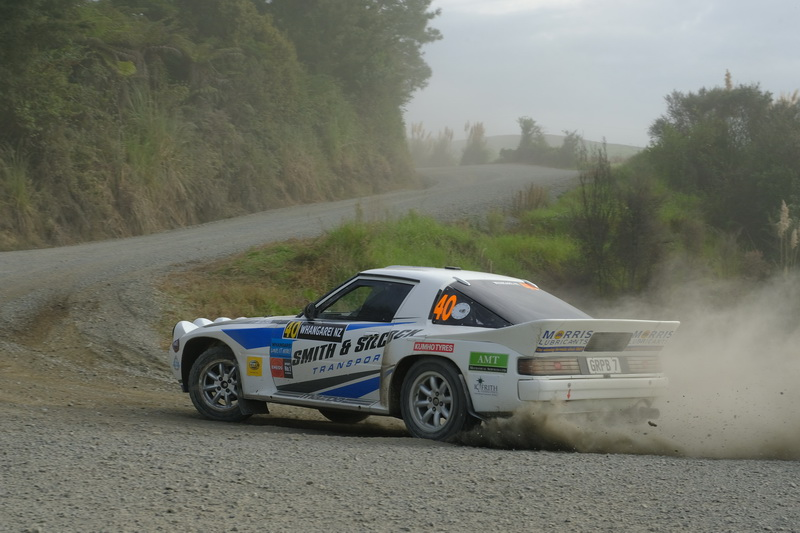 Silcock on top of fierce 2WD classic battle