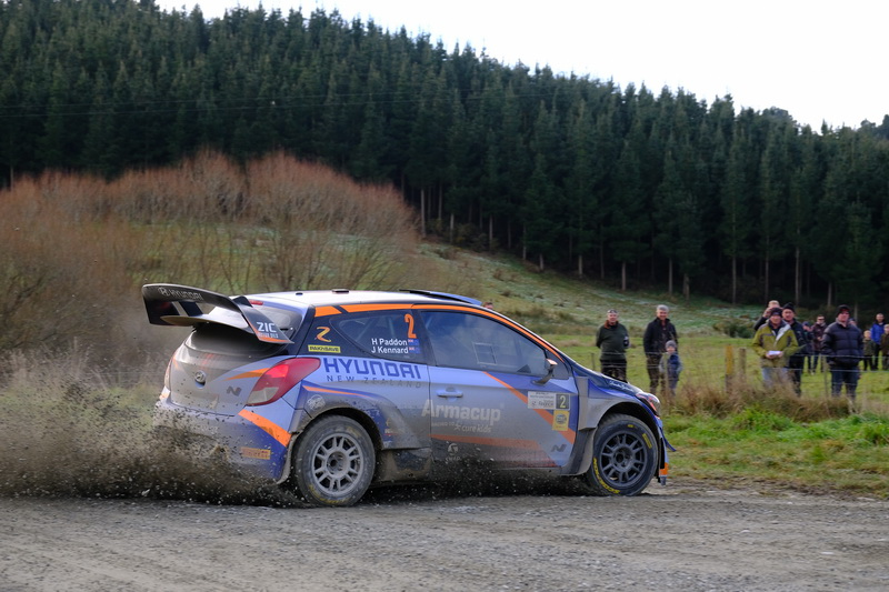 Paddon closes in on fourth NZRC title