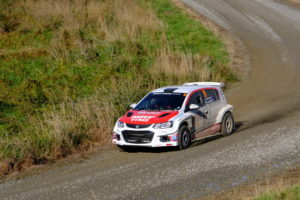 Greg Murphy to step away from rallying