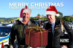 Merry Christmas From The Service Park