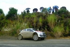New look to International Rally of Whangarei
