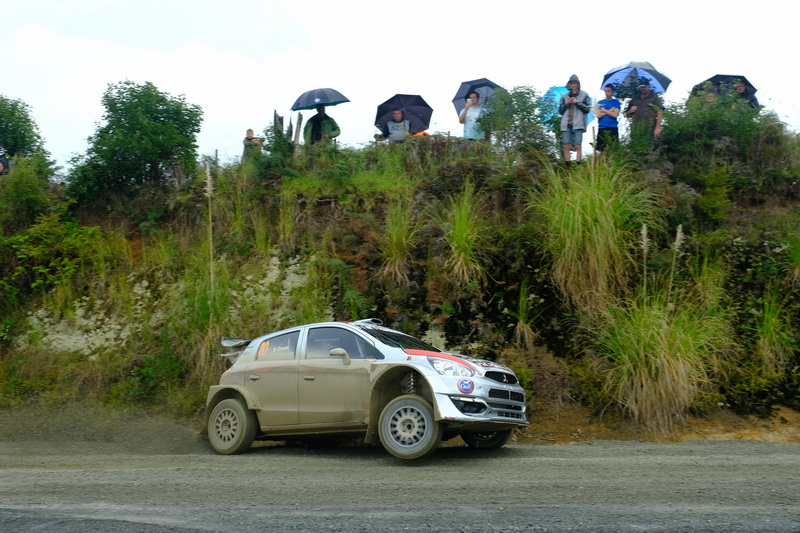 New look to International Rally of Whangarei