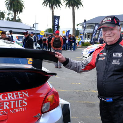 Brian Green is back for another NZRC season in 2019. Photo / Geoff Ridder
