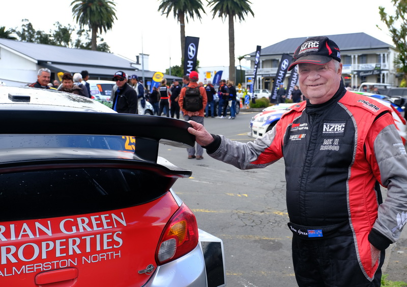 Greenie signs on for another NZRC campaign