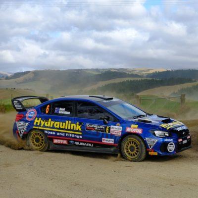 Ben Hunt claimed an NZRC win in Otago. Photo / Geoff Ridder