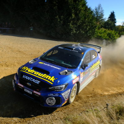 Ben Hunt is looking for a third straight NZRC win. Photo / Geoff Ridder