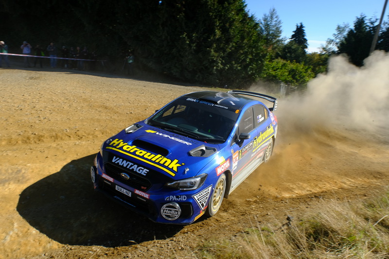 Hunt chasing second three-peat at Rally Canterbury