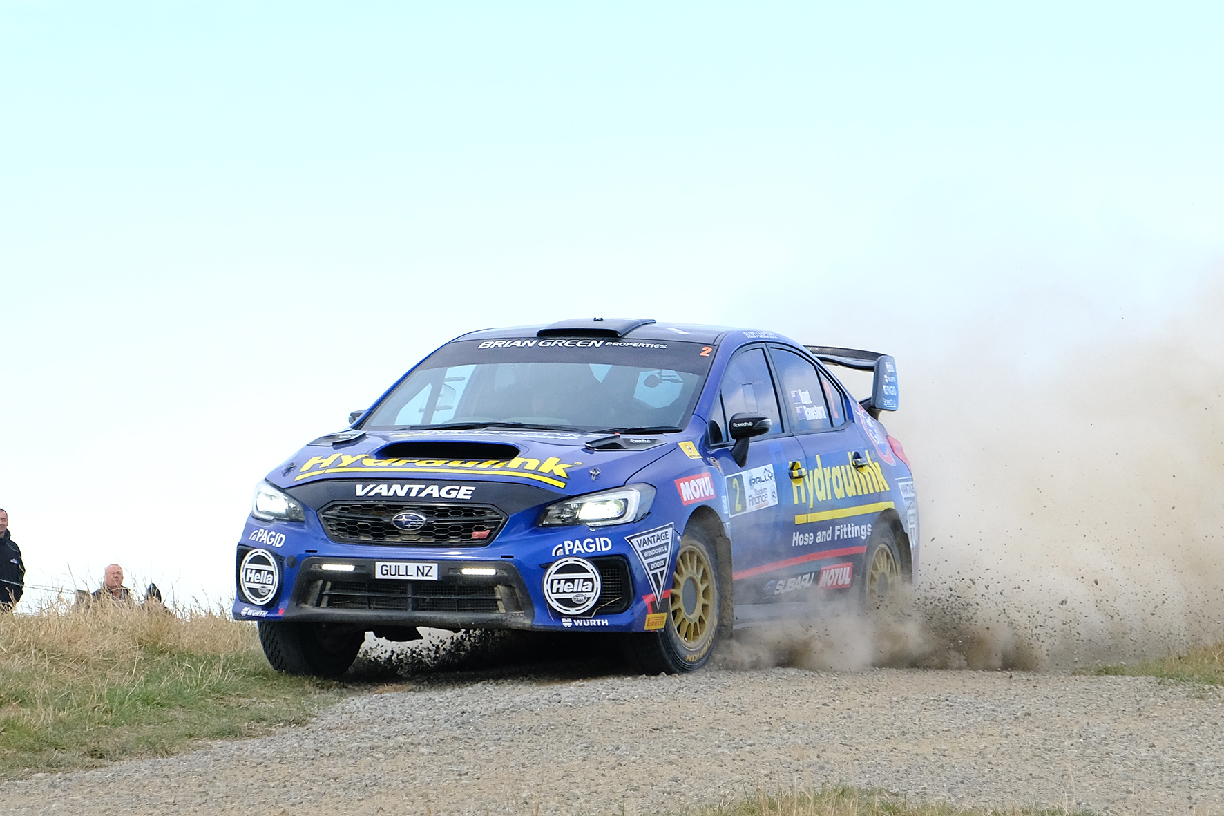 No 2020 New Zealand Rally Championship