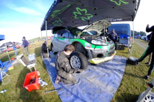Second hand rally tyres an eco and budget friendly choice