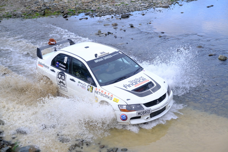 Gull Rally Challenge with two rounds to go – who are the contenders?