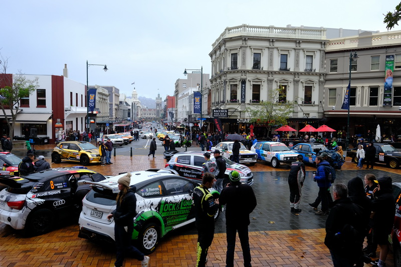 Rally Otago tipped as NZRC favourite