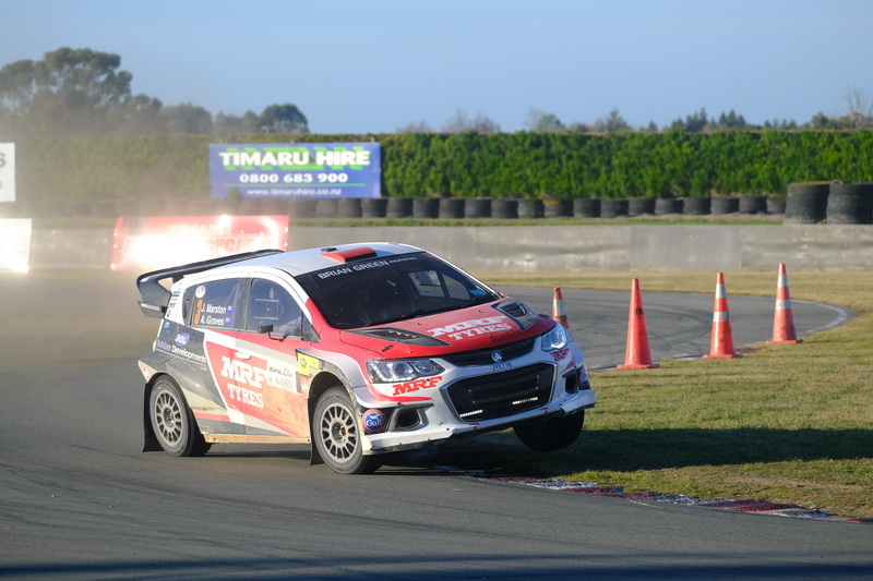 Is tarmac in the NZRC's future?