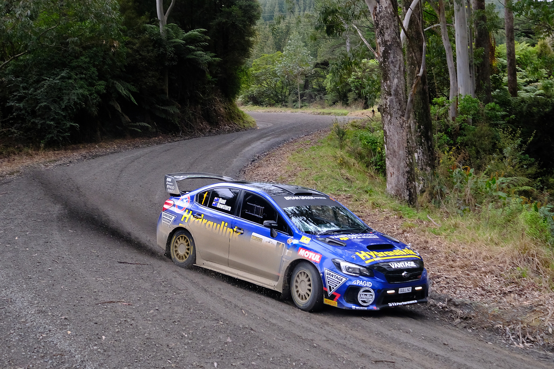 Hunt victorious in Coromandel to seal title