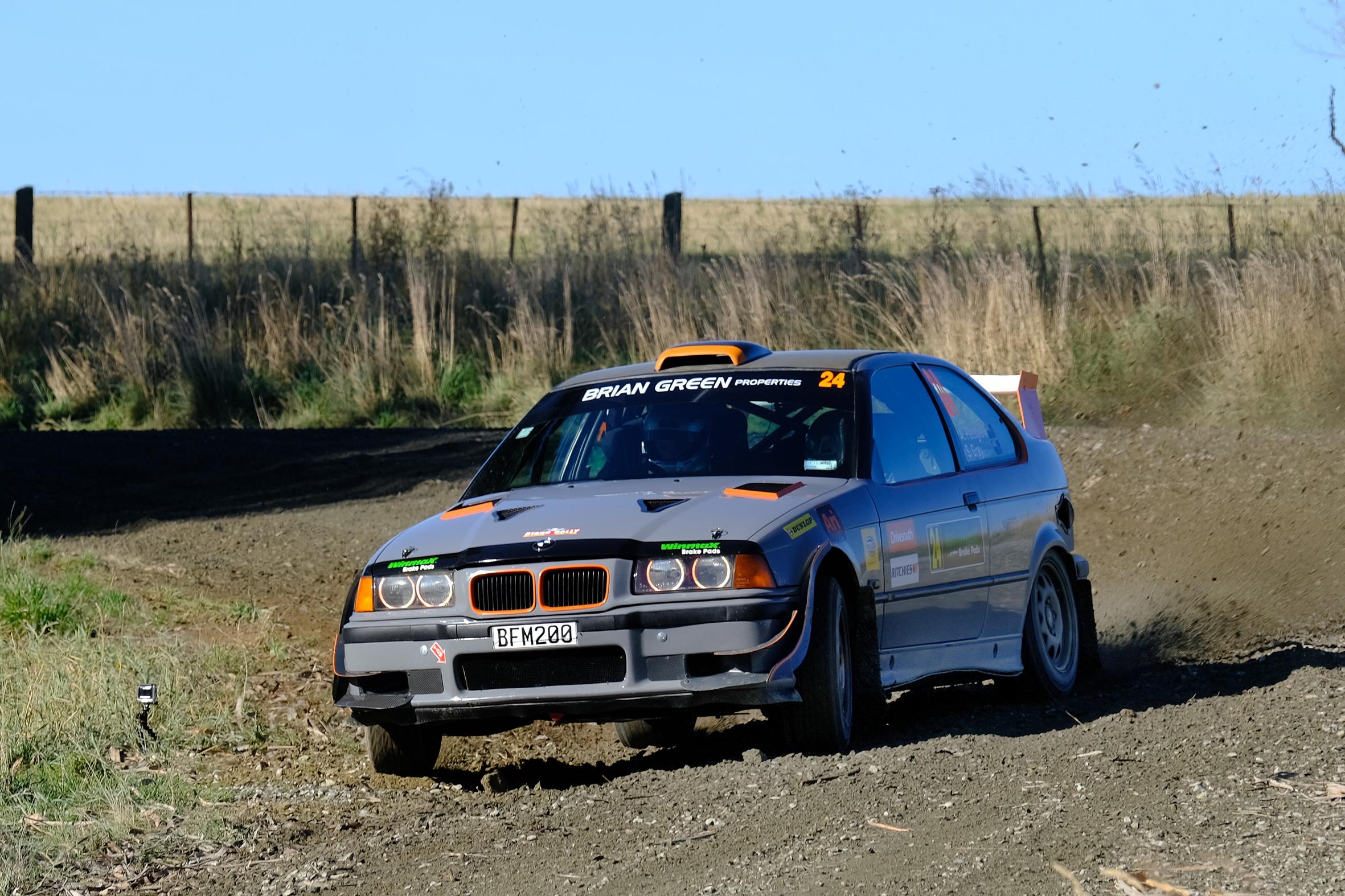 Pettigrew, Gray take out Open 2WD title