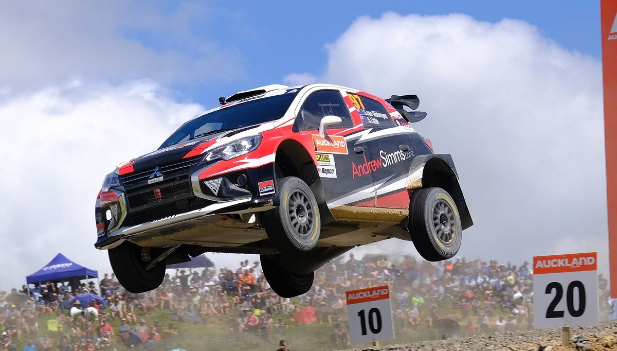 Could we see more Shane van Gisbergen rallying?