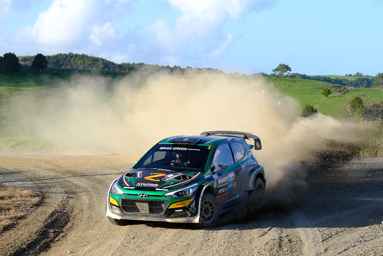 Paddon opens up big lead amidst carnage