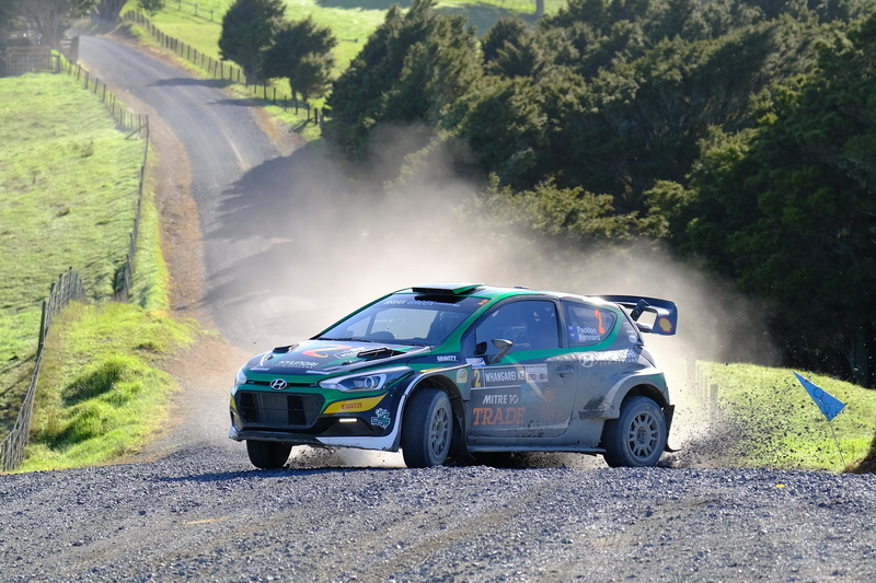 Late puncture can't prevent Paddon win