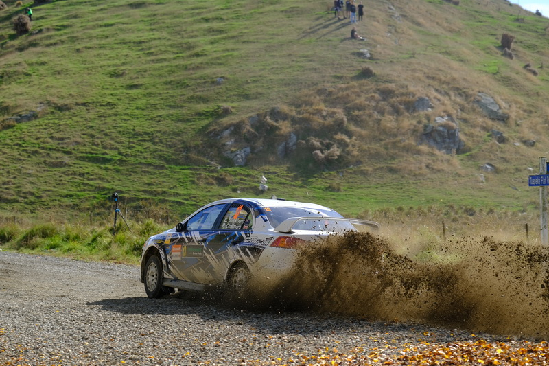 Rally stars descend on Hawke's Bay for first stop in a decade