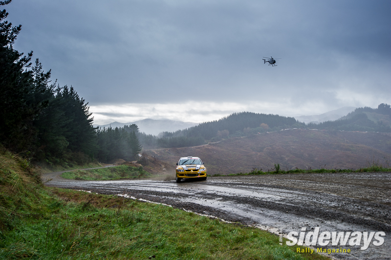 The best 25 stages in NZ rallying – number 9